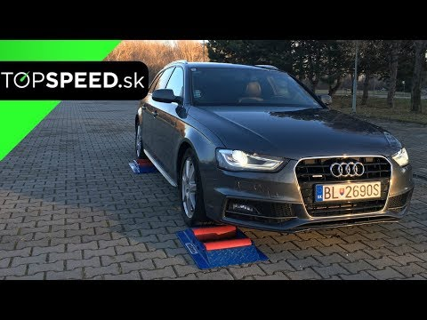 Topspeed B8 Audi A4 4x4 sk Test Quattro Youtube bf7yIYgv6