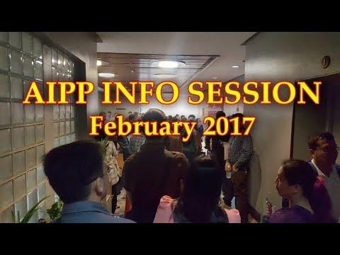 Atlantic Immigration Pilot Program (AIPP) Feb. 2017 Session in Manila,  Philippines