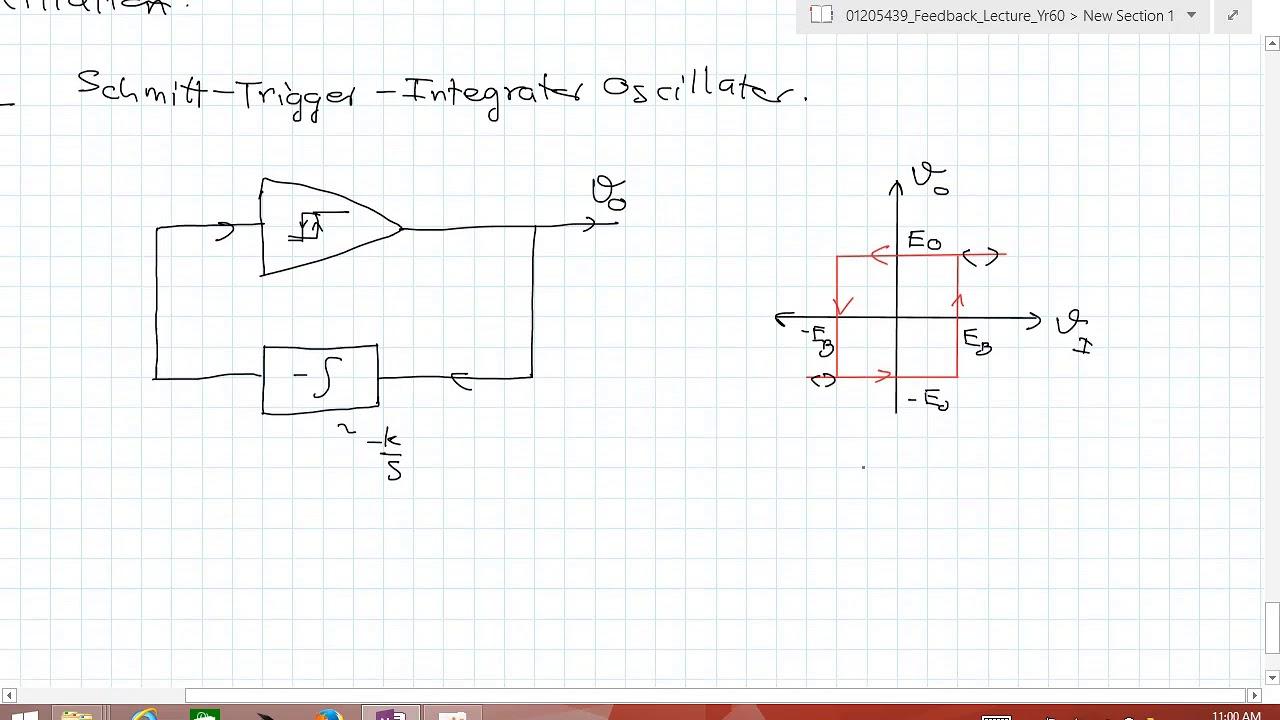 Electronic Circuit Design Day 16 Th Oscillator Describing Example Of Function