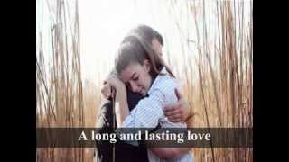 A LONG AND LASTING LOVE - Crystal Gayle (Lyrics)