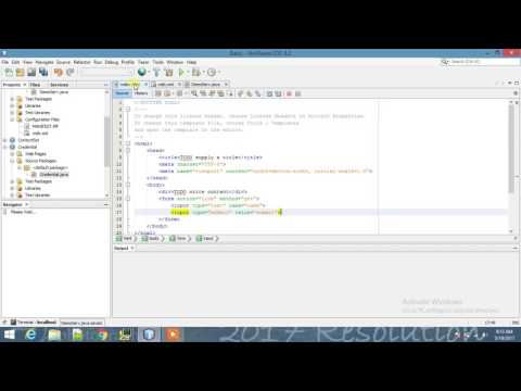 Servlet Tutorial | Web.xml In Servlet  Tutorial-2