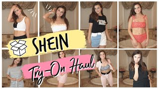 Huge SHEIN Clothing - TRY-ON HAULl! | 2020