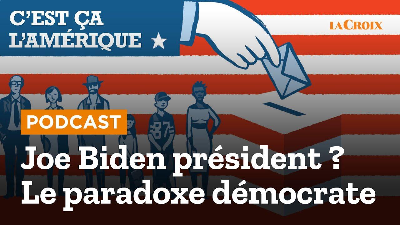 [PODCAST] ? Joe Biden président? Le paradoxe démocrate – Interview de Célia Belin