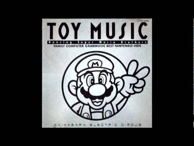 Toy Music: Dancing Super Mario Brothers Track 8: Metroid