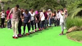 Trabajo en equipo _ Juegos de integracion _ Outdoor Training
