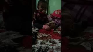 Baby laugh