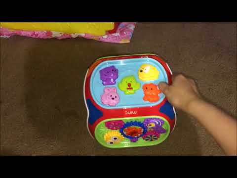 Unboxing And Review Of The Miric 7 In 1 Activity Cube
