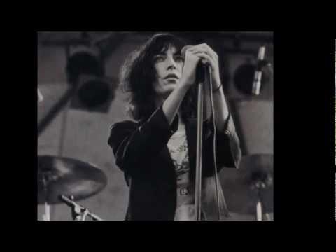 """Frederick"" - Patti Smith Group (live)"