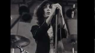 """Frederick"" - Patti Smith Group (live)"