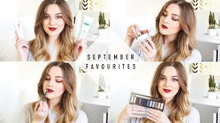 September Favourites | I Covet Thee, #Sepfavs
