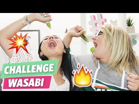 WASABI CHALLENGE avec Yoko Nail Art et Lola Dubini ! thumbnail
