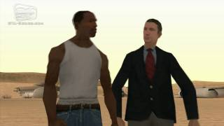 GTA San Andreas - Walkthrough - Mission #70 - N.O.E. (HD)