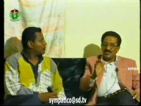 Ahmad Rabsha- أحمد ربشة - حوار عن الغناء السوداني