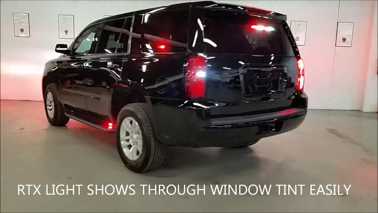 2017 CHEVROLET TAHOE POLICE PACKAGE - YouTube