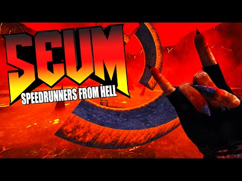 Speedrunners From Hell - SPEEDRUN LEVELS 1-50, THIS GAME IS AMAZING - SEUM Gameplay