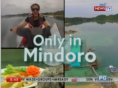 Good News: Only in Mindoro