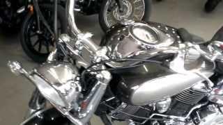 2007 yamaha cruiser motorcycle for sale VSTAR1100 u1924