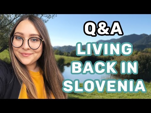 How It Feels Living Back in Slovenia | Positives & Negatives
