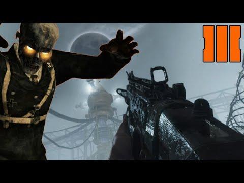 "RAZORBACK ZOMBIES CHALLENGE ""Black Ops 3"" Guns CoD Mod"