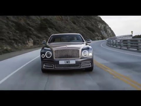 Bentley Mulsanne Extended Wheelbase 2017