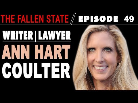 ANN COULTER on Free Speech WAR with BERKELEY, ANTIFA Thugs, & Alpha Male TRUMP (Ep. 11 | Season 4)