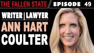ANN COULTER on Free Speech WAR with BERKELEY, ANTIFA Thugs, & Alpha Male TRUMP (Ep. 11 | Season 4)