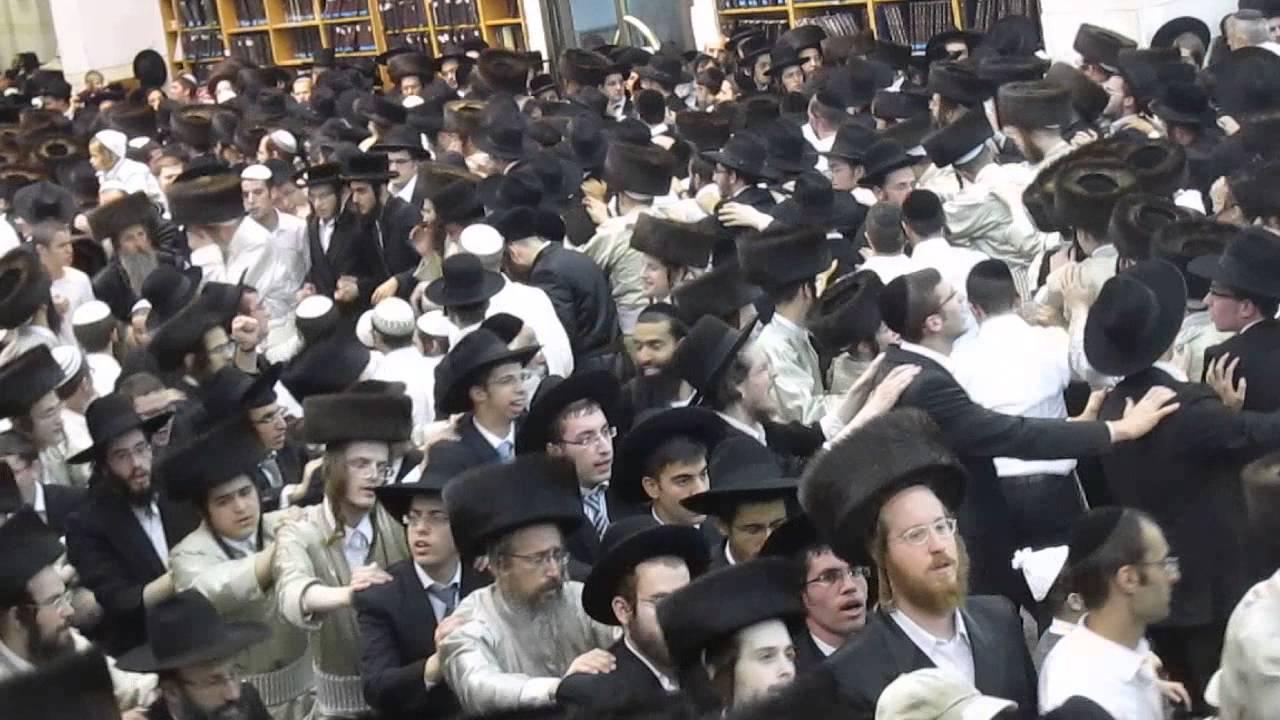 שמחת בית השואבה - תולדות אהרן - תשע''ה  Toldos Aharon - Simchat Beit HaShoeivah