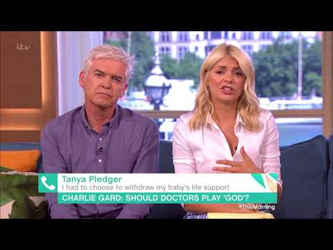 Charlie Gard - Should Doctors Be Allowed to Play God? | This Morning