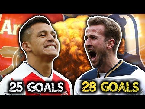 Tottenham 2-0 Arsenal | Harry Kane Is Better Than Alexis Sanchez Because...  | #FFO
