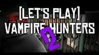 {Let Play} {Roblox} Vampire Hunter 2 (Gameplay)