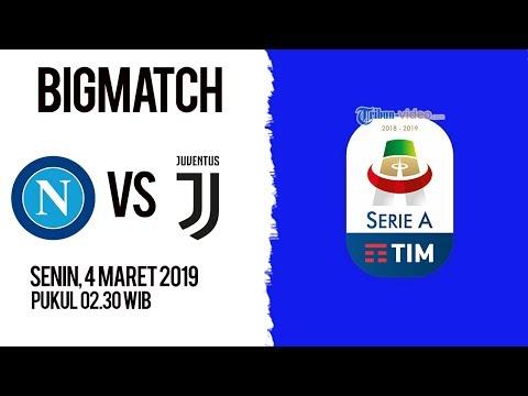 Jadwal Liga Italia Napoli Vs Juventus, Senin Pukul 02.30 WIB