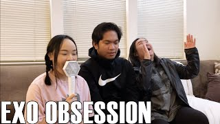 EXO (엑소)- Obsession (Reaction Video)
