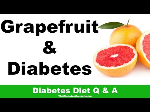 Is Grapefruit Good For Diabetes?