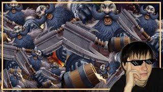 Hearthstone: Kolento shows us how to play patron warrior