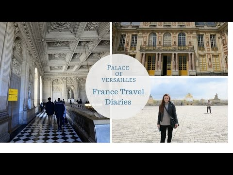 PALACE OF VERSAILLES | France Vlog