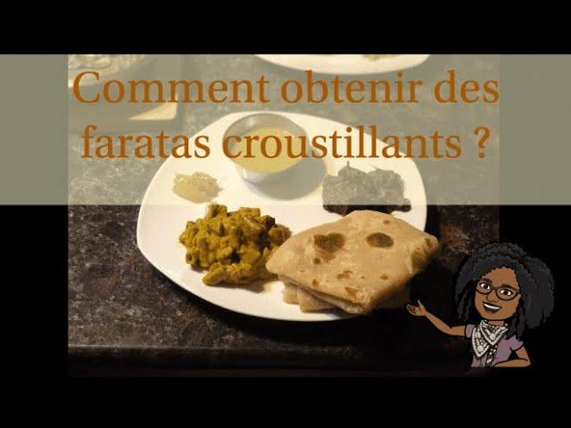 Comment faire des Faratas ?