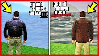 GTA 3 ЛУЧШЕ GTA LIBERTY CITY STORIES !!! СРАВНЕНИЕ КАРТ GTA 3 vs GTA LIBERTY CITY STORIES !!!