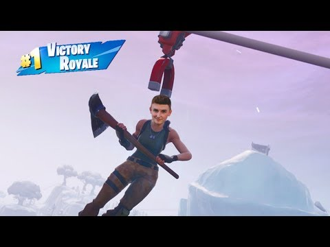 Infinite Lists tries out SEASON 7 on Fortnite..