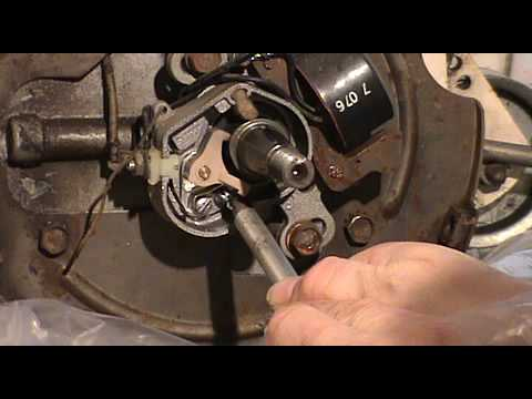Adjusting The Points On Snowblower Engine Youtube