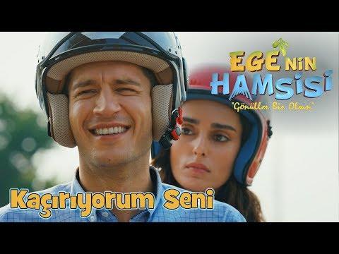 Deniz'in Zeynep ile konuşma çabası - Ege'nin Hamsisi 9.Bölüm