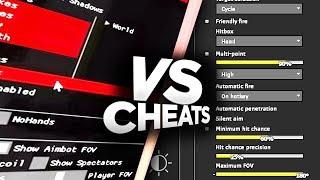 FREE VS PAID CHEATS - CSGO Explained