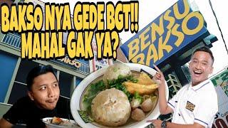 REVIEW BENSU BAKSO. USAHA BAKSO ARTIS YANG PALING BARU!!!
