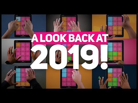 A LOOK BACK AT 2019 - HAPPY NEW YEAR!