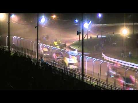 Port Royal Speedway Keystone Cup Highlights 5-24-12
