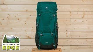 Deuter Aircontact Lite 65 + 10 Internal Frame Backpack