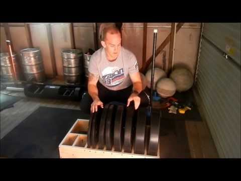 DIY Toaster Rack – Garage Gym Equipment