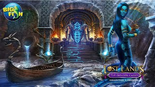 Lost Lands: The Golden Curse ALL PUZZLES (Collector's Edition) Longplay/Walkthrough NO COMMENTARY