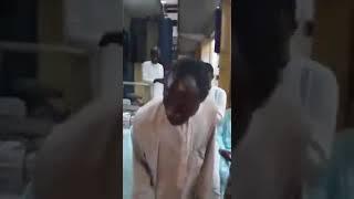 Buhari yazama cima kwance inji wani Saurayi