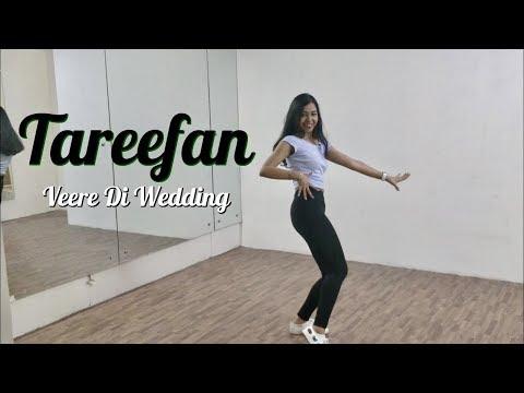 TAREEFAN - Veere di Wedding | Qaran ft. Badshah | Anchal Garg | Dance Cover