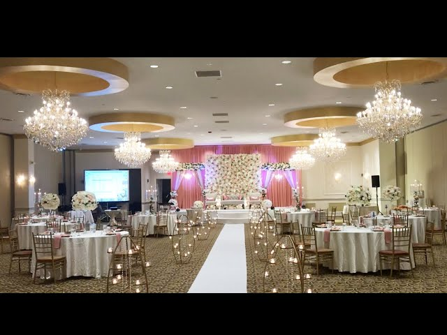 Wedding Decor. DIY- Stage Decor